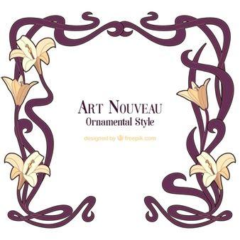 Free essay art nouveau